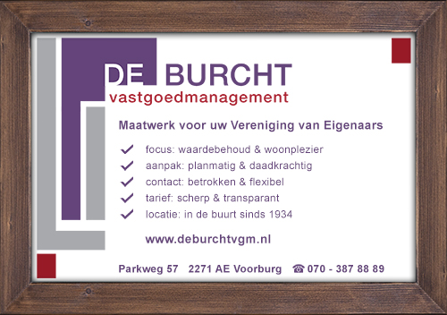 flyer De Burcht A5 back